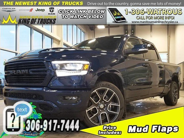 New 2019 Ram 1500 Sport DEALER DEMO SPECIAL!