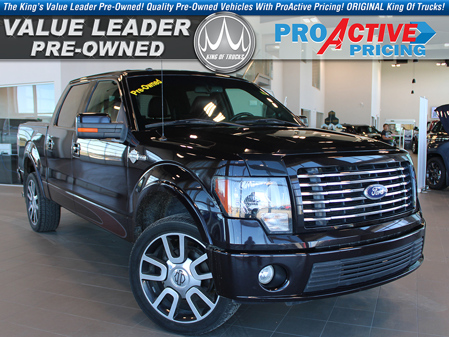 Pre-Owned 2010 Ford F-150 Harley Edition