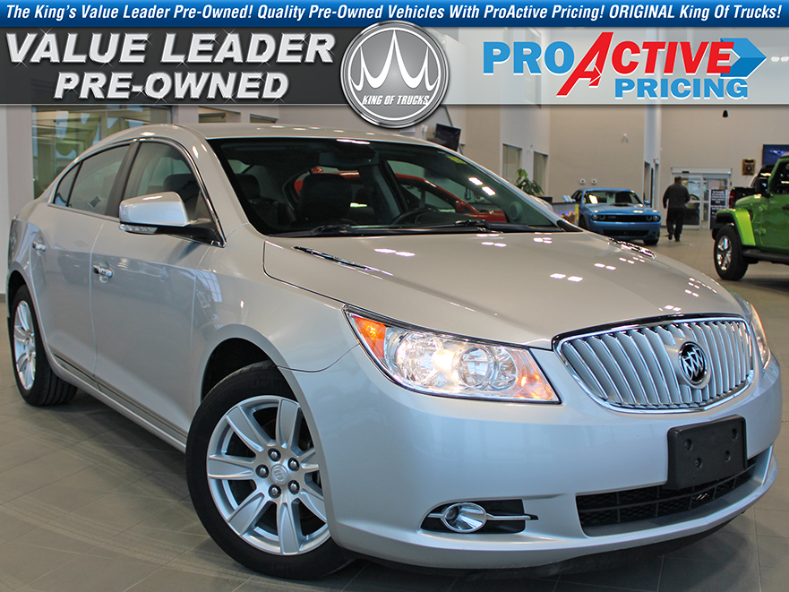 Pre-Owned 2012 Buick LaCrosse w/1SL