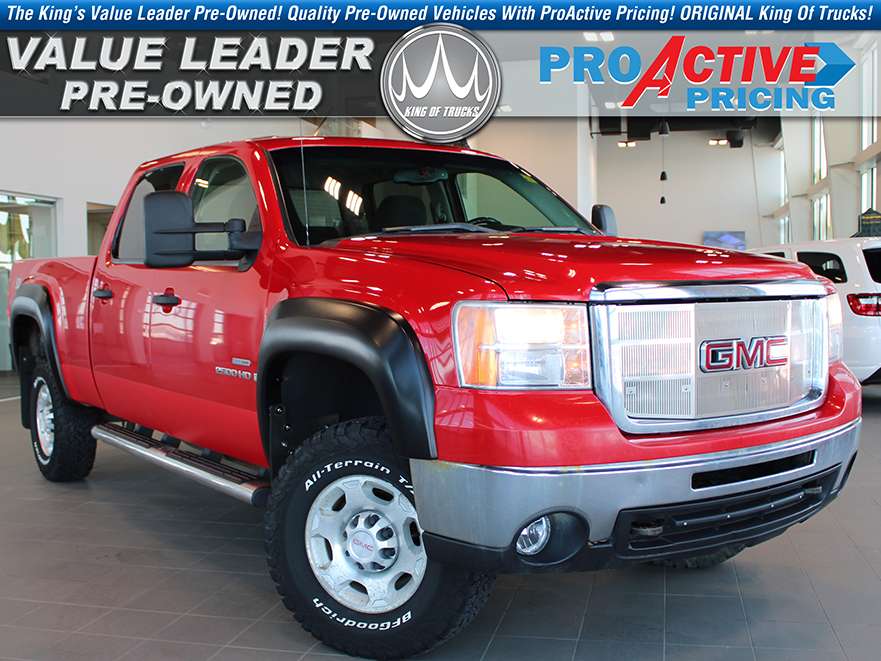 Pre-Owned 2008 GMC Sierra 2500HD