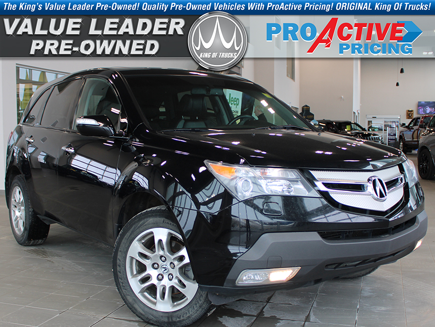 Pre-Owned 2009 Acura MDX MDX