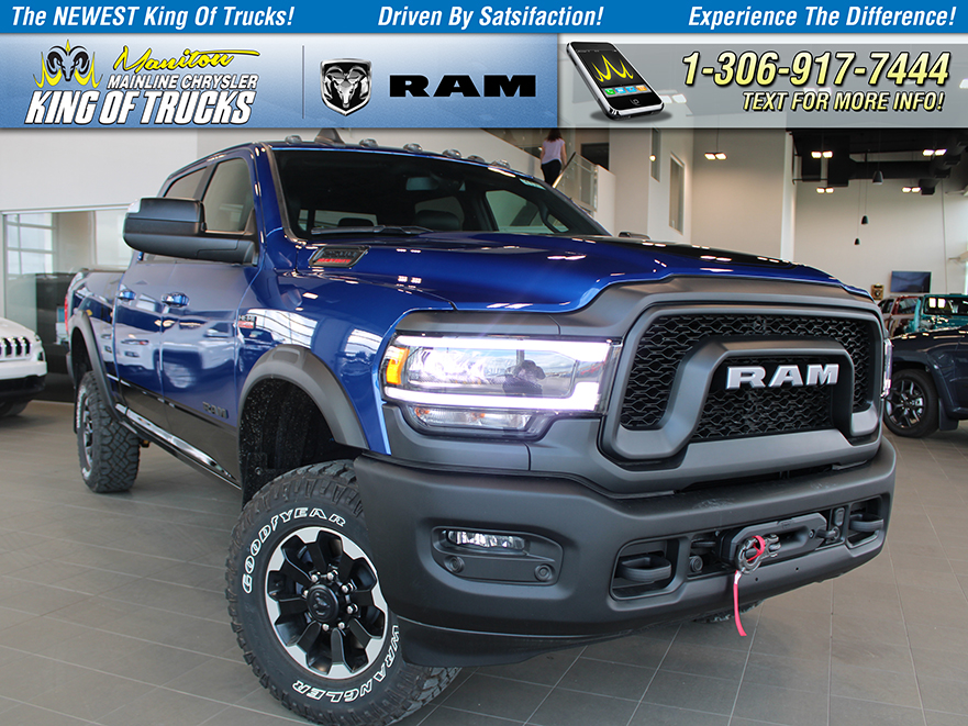 New 2019 Ram 2500 Power Wagon