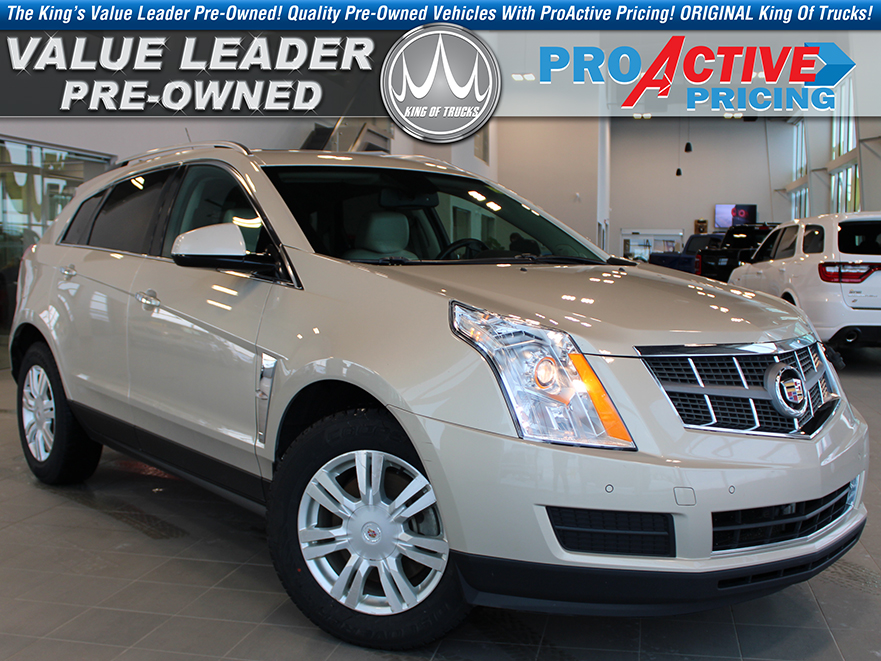 Pre-Owned 2011 Cadillac SRX 3.0 Luxury