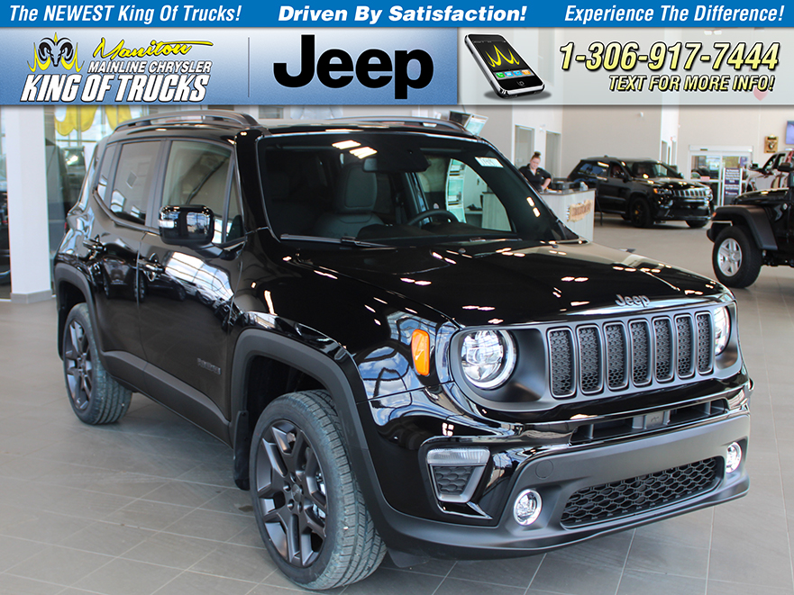 New 2019 Jeep Renegade High Altitude