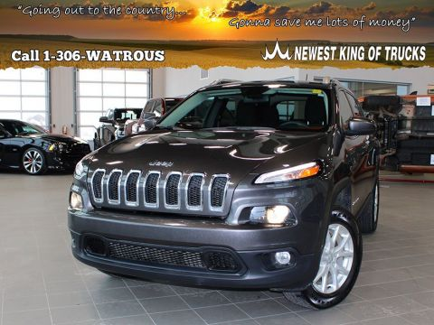 Pre-Owned 2015 Jeep Cherokee North
