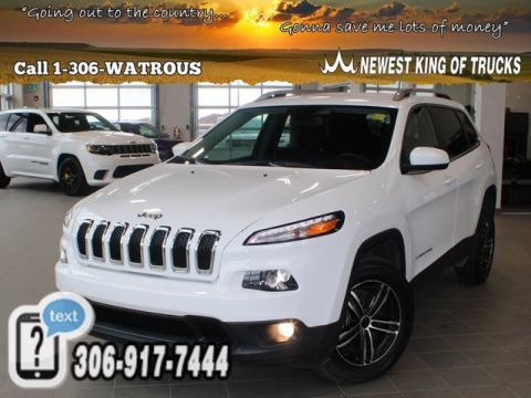 Pre-Owned 2017 Jeep Cherokee North