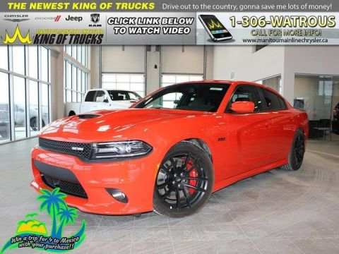 New 2018 Dodge Charger R/T 392 Daytona Edition