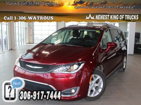Pre-Owned 2018 Chrysler Pacifica Touring-L Plus