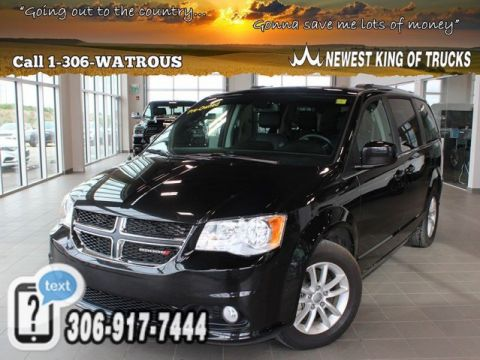 Pre-Owned 2018 Dodge Grand Caravan SXT Premium Plus