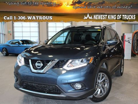 Pre-Owned 2014 Nissan Rogue Rouge SL